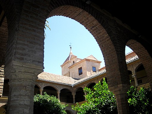 Patio_del_Palacio_de_Congresos_y_Exposiciones._Córdoba.